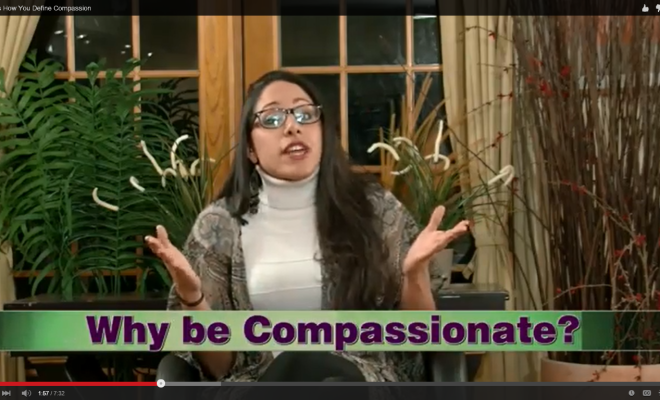 thumbnail - how to be compassionate